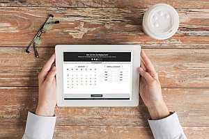 Online-Terminkalender